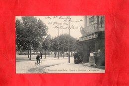 F0102 - MONTREUIL Sous BOIS - 93 - Place De La République - TABAC - Montreuil