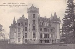 LES TROIS MOUTIERS - Château De La Mothe-Champdeniers - Les Trois Moutiers