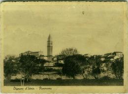 CROATIA - DIGNANO D'ISTRIA / Vodnjan - PANORAMA - EDIZ. F. GIACHIN - 1941 ( BG2320) - Croazia