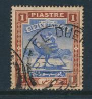 SUDAN, Postmark EL DUEIM - Sudan (...-1951)