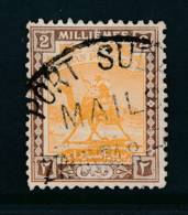SUDAN, Postmark PORT SUDAN - Sudan (...-1951)