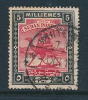 SUDAN, Postmark WHITE NILE TPO - Sudan (...-1951)