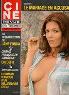 Ciné Revue Télé Programmes N°20 Jane Fonda - Paul Henreid - Sissy Spacek - Jean-Claude Brialy - Michel Duchaussoy - Fernsehen