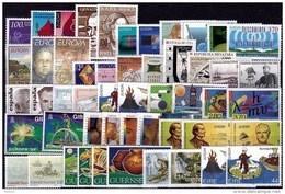 Europa - CEPT 1994 - Année Complète - 49 Pays, 107 Valeurs, 11 Blocs   ** - Europa-CEPT