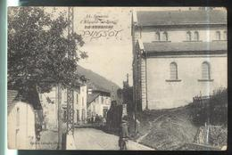 CPA  Poinsot - Environs D'Allevard Les Bains - Circulée 1925 - Allevard