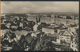 °°° 13213 - HUNGARY - BUDAPEST - LATKEP A HALASZBASTY AROL - 1957 With Stamps °°° - Ungheria