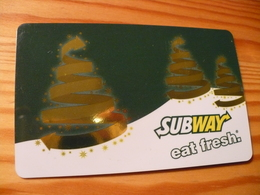 Subway Gift Card USA - Gift Cards