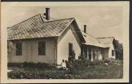 °°° 13216 - HUNGARY - BALATONBERENY - GYERMEKUDUTO - 1957 With Stamps °°° - Ungheria