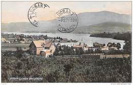 Oceanie . N° 45224 . Australie . Tasmania . Hobart.from Bellerive - Hobart