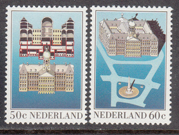 The Netherlands MNH NVPH Nr 1273/74 From 1982 / Catw 1.10 EUR - Periode 1980-... (Beatrix)