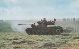 Tank, Mitrailleusevuur Uit Een Patton M 47 (pk54932) - Ausrüstung