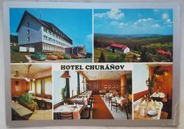 ZADOV - Ceskoslovensko - CZECH REPUBLIK - HOTEL CHURANOV  Nv - Repubblica Ceca