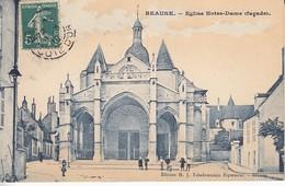 Beaune église Notre Dame - Beaune