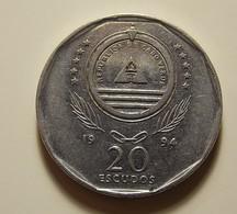 Cape Verde 20 Escudos 1994 - Cabo Verde