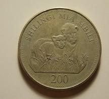 Tanzania 200 Shilingi 2008 - Tanzanie
