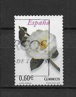 LOTE 1826  ///   (C020) ESPAÑA  2008 - Fleur : Camélia ( Mi 4288 - YT 3989 ) - 1931-Hoy: 2ª República - ... Juan Carlos I