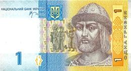 Lotto Di N. 2    -    Banconote  -  UKRAINA  -  1 E 2   Anno Di Emissione  2005 E 2006 - Ucraina