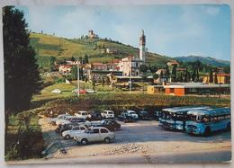 SOTTO IL MONTE GIOVANNI XXIII (Bergamo) - Paese Natale Di Papa Angelo Roncalli - Auto Cars Parking Fiat 500 Fiat 600 L2 - Bergamo