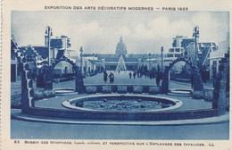 Paris, Exposition Des Artes Décoratifs Modernes 1925 (pk54957) - Exposiciones