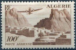 Algérie  PA  N° 10 * - Algérie (1924-1962)