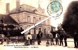 Environs De BAR-sur-SEINE - NEUVILLE-sur-SEINE - La Mairie - Bar-sur-Seine