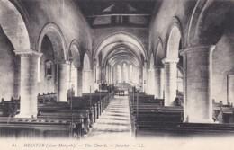 MINSTER , NR MARGATE - CHURCH INTERIOR  . LL 61 - England