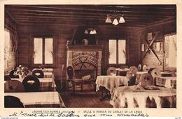 74 . N° 51486 . Monnetier Mornex . Salle A Manger De La Croix - France