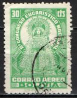 BOLIVIA - 1939 - MADONNA DI CAPOCABANA - USATO - Bolivia