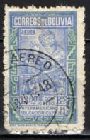 BOLIVIA - 1948 - PAPA PIO XII - USATO - Bolivia