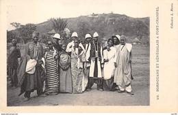Centrafricaine . N° 51190 . Bornouans Et Senegalais A Fort-crampel - Centrafricaine (République)