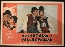 STANLIO E OLLIO AVVENTURA A VALLECHIARA - Non Classificati