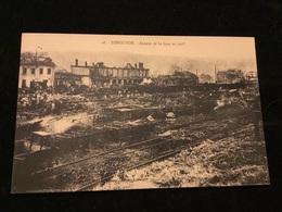 Longuyon Annexe De La Gare En 1918 - Longuyon