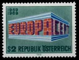 ÖSTERREICH 1969 Nr 1291 Postfrisch S58F76A - 1945-.... 2. Republik