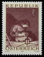 ÖSTERREICH 1969 Nr 1318 Postfrisch S58F832 - 1945-.... 2ème République