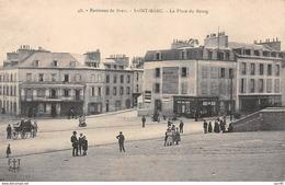 44  .  N° 201222   .   SAINT MARC   .   LA  PLACE DU BOURG - France