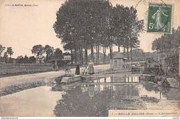 60  .  N° 201427   .     BELLE EGLISE   .    L ABREUVOIR - Autres Communes