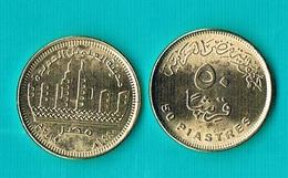 Egypt 50 Piastres -  2019 - Egypte