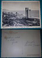 Cartolina Chiavari (Genova) - Colonia Marina Della G. I. L. Viaggiata - Genova