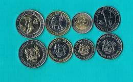 Kenya Set 4 Coins 2018 - Kenia