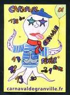 Programme Du 138e Carnaval De Granville 2012 - 26 Pages - Manche - Normandie - Normandie