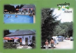 CPM - ATTERT - Camping - Voie De La Liberté, 75 - Attert