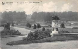 TERVUEREN - Vue Générale Et Les Jardins Français - Tervuren