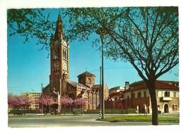 """2452 """" TORINO CARATTERISTICA - LA CHIESA DI S. RITA """" CART. POST.ORIG. NON SPEDITA - Churches"""