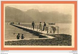 A697 / 257 74 - ANNECY Et Son Lac Embarcadere - Non Classés