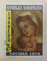 DOMINICAN REPUBLIC - (O) - 1976 - # 777/778 - Dominican Republic