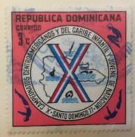 DOMINICAN REPUBLIC - (O) - 1977 - # 780/781 - Dominican Republic