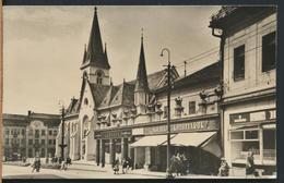 °°° 13238 - HUNGARY - KAPOSVAR - UTCARESZLET - 1957 With Stamps °°° - Ungheria