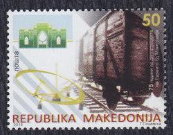 Macedonia 2018 The Holocaust, MNH (**) - Mazedonien