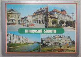 RIMAVSKA SOBOTA - CESKOSLOVENSKO - Slovensko Slovacchia  Vg - Slovacchia