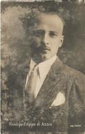 W848 Principe Filippo D'Assia / Non Viaggiata - Case Reali